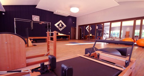 Pilates Thermas Park Resort e Spa